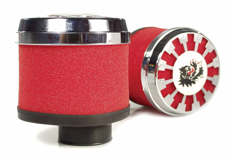 Filtro Aria Malossi Red Filter E13 32//38 /÷ 58,5 inclinato 25 /°