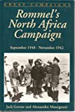 Rommel's North Africa Campaign (Great campaigns)