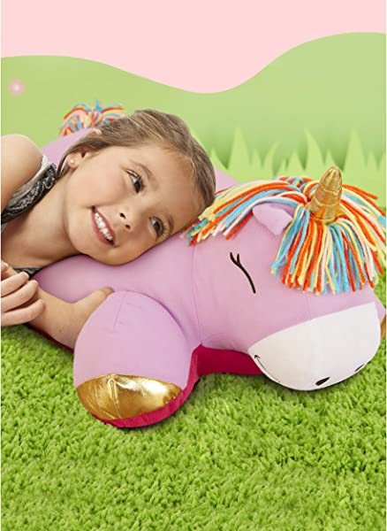 Little Tikes Unicorn Pillow Racer push ride on toy for kids