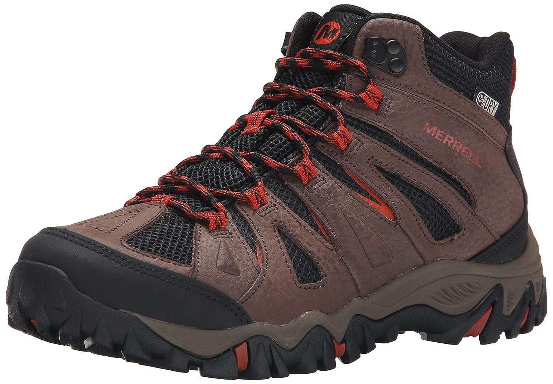 Merrell Men's Mojave Mid Waterproof Hiking Boot