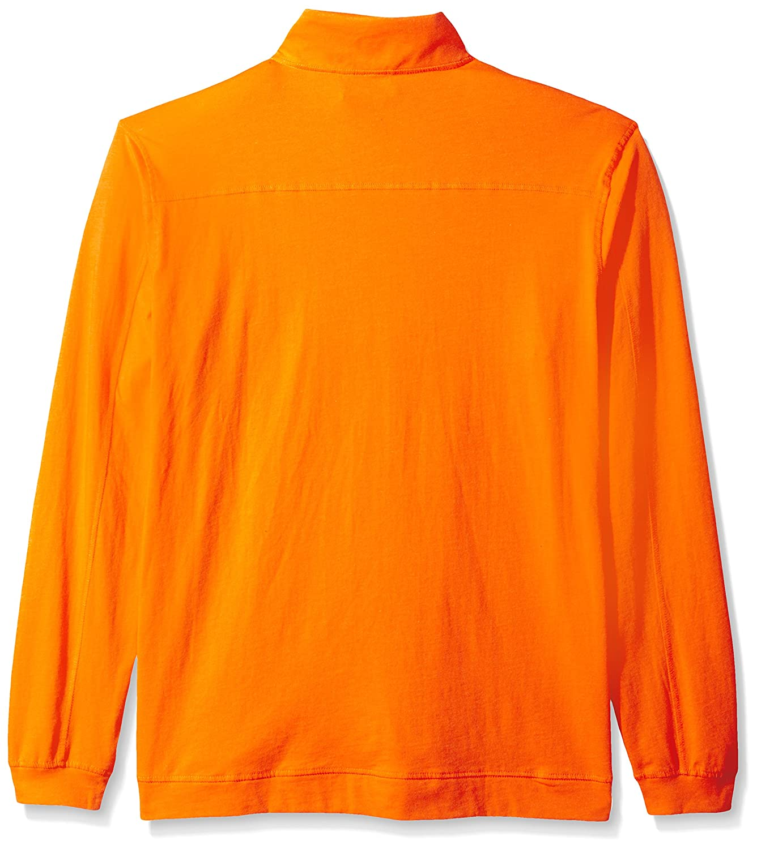 NCAA Mens NCAA Mens Campus Specialties Long SLV Quarter Zip Pullover