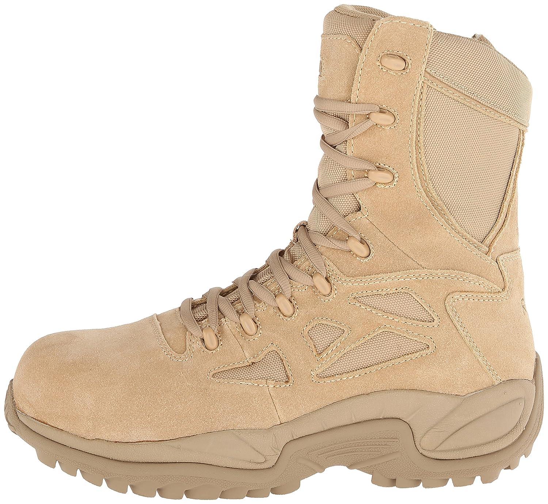 Reebok Respuesta Rápida Rb Rb8894 bota de seguridad: Amazon.es: Zapatos y complementos