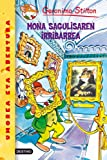 Mona Sagulisaren Irribarrea: Geronimo Stilton Euskera 7 (Libros en euskera)