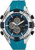 Sonata Ocean Series III Analog-Digital Multi-Color Dial Unisex Watch - 77028PP03J