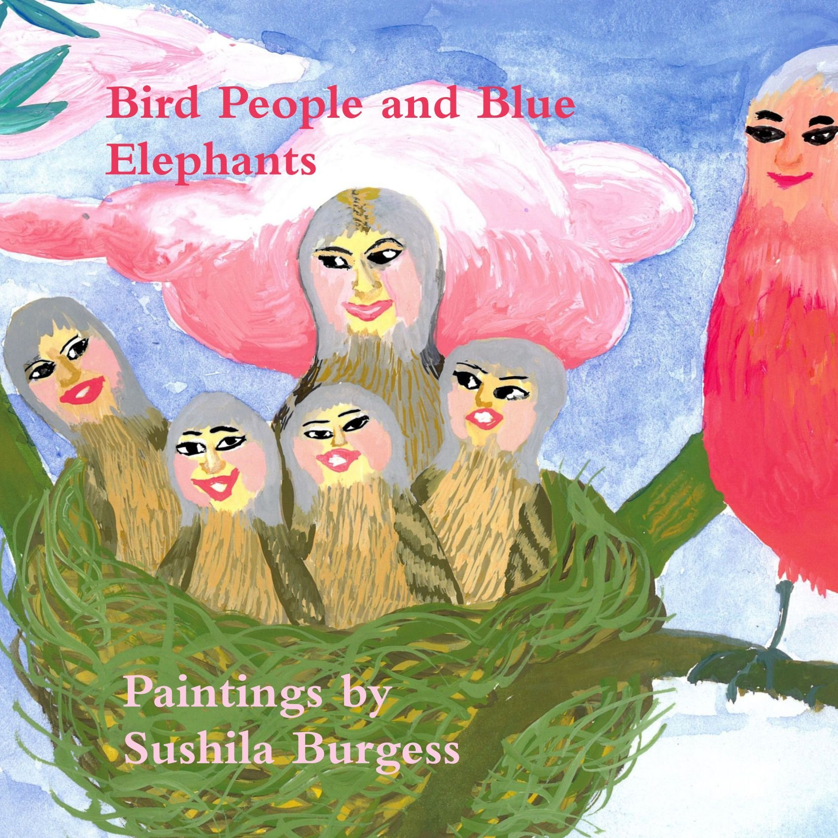 Bird People and Blue Elephants pdf