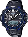 [カシオ]CASIO 腕時計 PROTREK Blue Moment 世界6局対応電波ソーラー PRW-6100YT-1BJF メンズ
