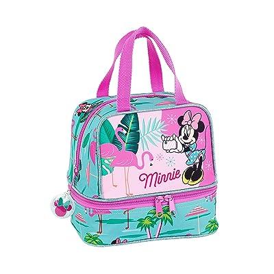 """Minnie Mouse """"Palms"""" Oficial Portameriendas: Ropa y accesorios"""