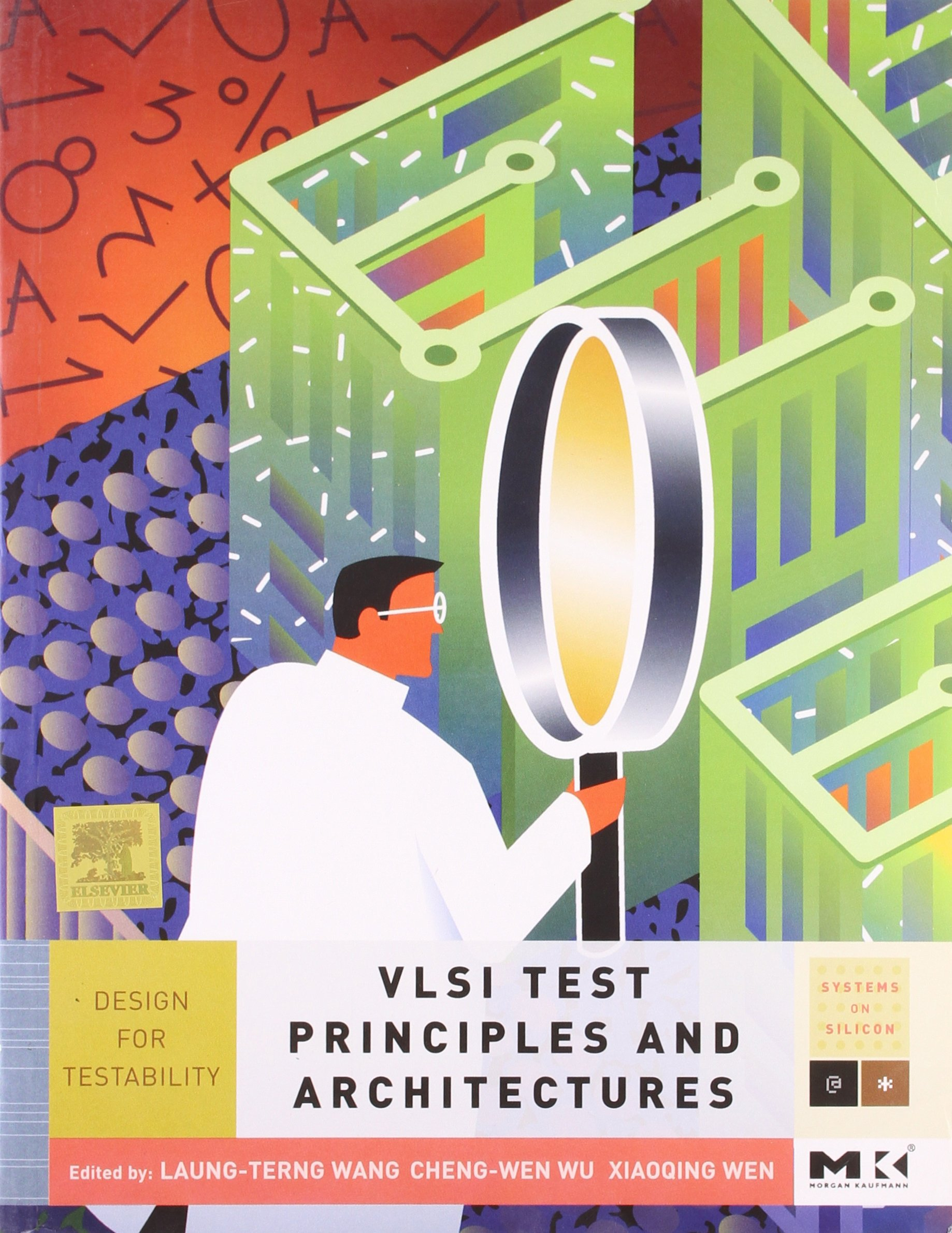 Testing Of Vlsi Circuit Buy Test Principles And Architectures Design For Testability Book Online At Low Prices In India