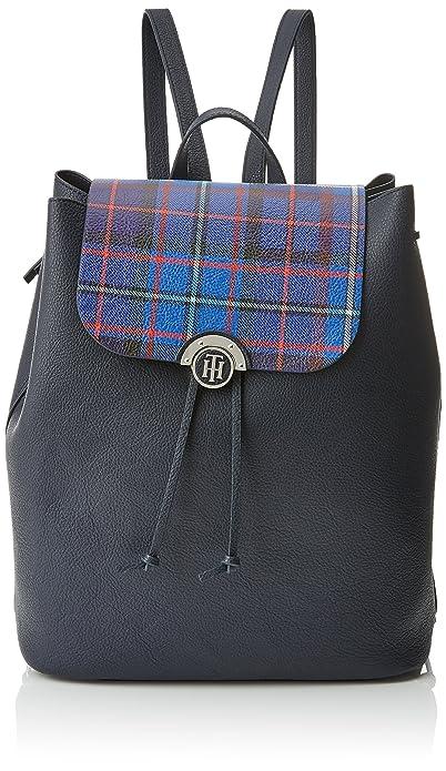 Womens Effortless Novelty Backpack Print Backpack Handbag Tommy Hilfiger TIl1UioSF