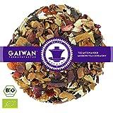 """N° 1332: Tè alla frutta biologique in foglie""""Avvento"""" - 100 g - GAIWAN GERMANY - tè in foglie, tè bio, mela, rosa canina, cassia, ibisco, arancia, zenzero, chiodo di garofano"""