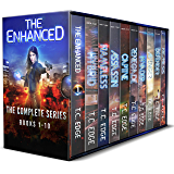 The Enhanced Series Box Set: The Complete Dystopian Series - Books 1-10 (English Edition)