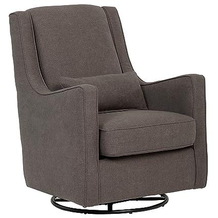 Astounding Amazon Com Stone Beam Nevaeh Contemporary Swivel Chair Machost Co Dining Chair Design Ideas Machostcouk