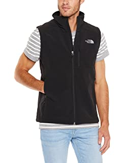 a3f9be963d6 Amazon.com   The North Face Men s Denali Vest Recycled TNF Black TNF ...