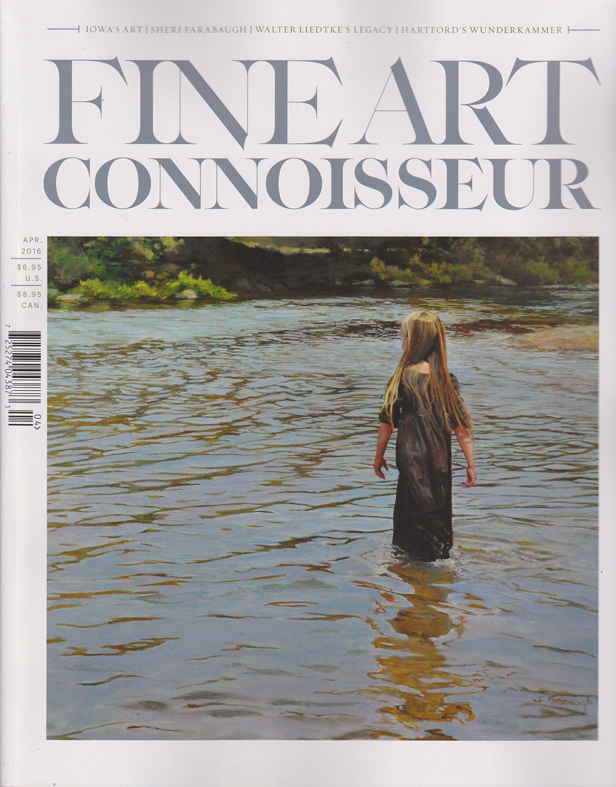 Read Online FIne Art Connoisseur Magazine April 2016 pdf