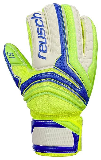 bdbaddc52 Reusch Soccer Reusch Serathor Prime S1 Finger Support Junior Goalkeeper  Glove