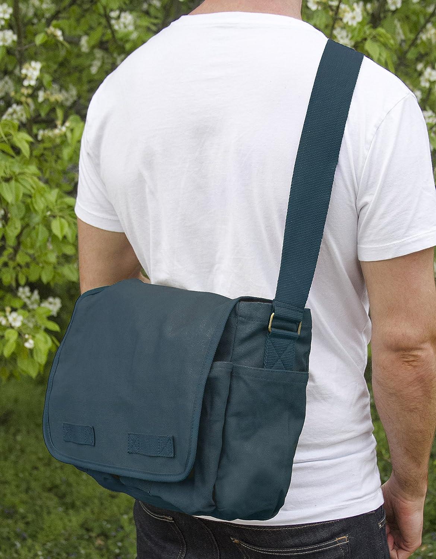 1f054b6f8932 Sweetbriar Classic Messenger Bag - Vintage Canvas Shoulder Bag for ...