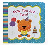 Now You Are Two: Little Bird Greetings