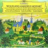 Mozart, W.A.: Clarinet Quintet In K, K.581; Oboe Quartet In F, K.370 [VINYL]