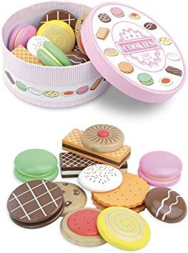 Vilac 8172 Jeu D Imitation Cuisine Cookies Box Amazon Fr