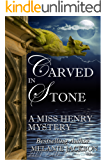 Carved in Stone (Miss Henry Cozy Mysteries Book 10) (English Edition)