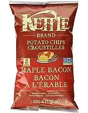 Kettle Chips Maple Bacon Chips, 220 Gram