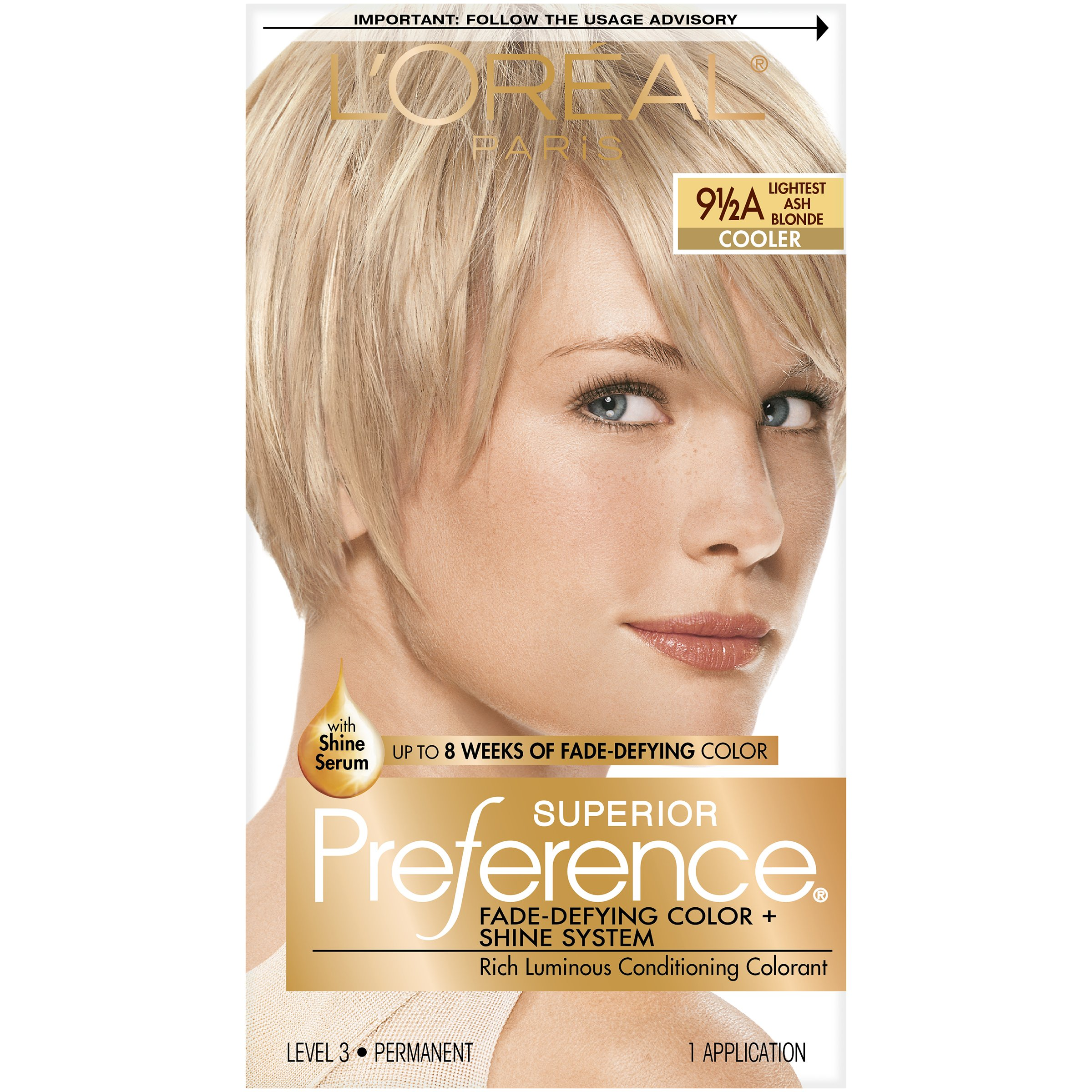 44ac279f21 Amazon.com   L Oréal Paris Superior Preference Fade-Defying + Shine ...
