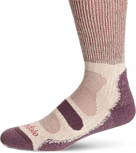 TALLA 7-8.5. Bridgedale Coolfusion - Calcetines para Mujer