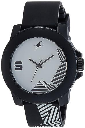 32af94d83 Buy Fastrack Analog White Dial Unisex Watch-NG38021PP10C Online at ...