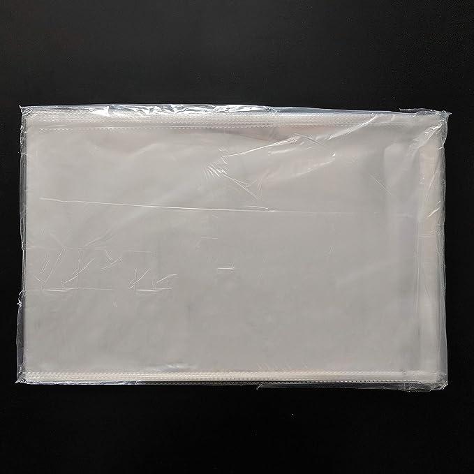 Lot de 100 sachets TaylorHe - En cellophane transparent ...