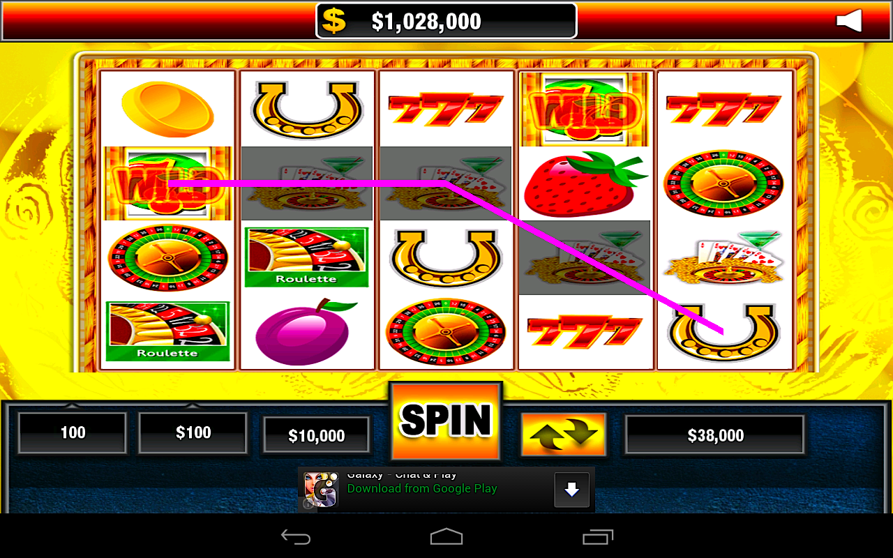 Slot Machine Deluxe Free Coins