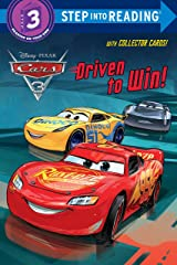 Driven to Win! (Disney/Pixar Cars 3) (Step into Reading) Paperback