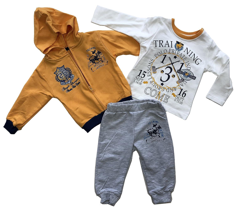 最安値挑戦! Michael's ベビーボーイズ Originals PANTS ベビーボーイズ B07BF9CRDS 24 Months Yellow-grey-white 24 B07BF9CRDS, ストリートファッションMIYOSHIYA:1336318e --- a0267596.xsph.ru