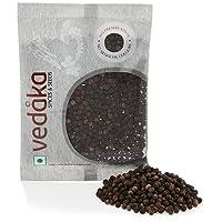 Amazon Brand - Vedaka Black Peppercorn (Kali Mirch), 50g