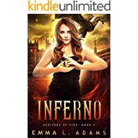 Inferno (Heritage of Fire Book 3)