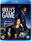 Molly's Game [Blu-ray] [2018]