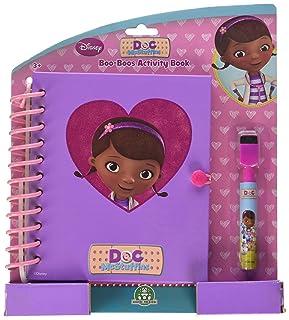 Giochi Preziosi - Dottoressa Paluche, Boo Boo Libro di attività Boo Boo Libro di attività Giochi Preziosi Italy 70901431