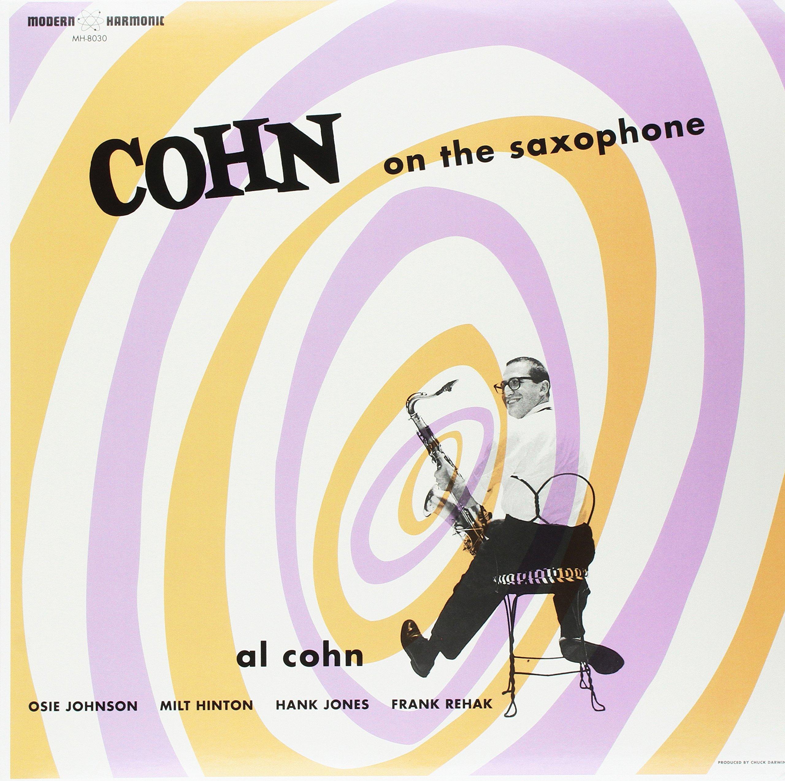 Vinilo : Al Cohn - Cohn On The Saxophone (LP Vinyl)