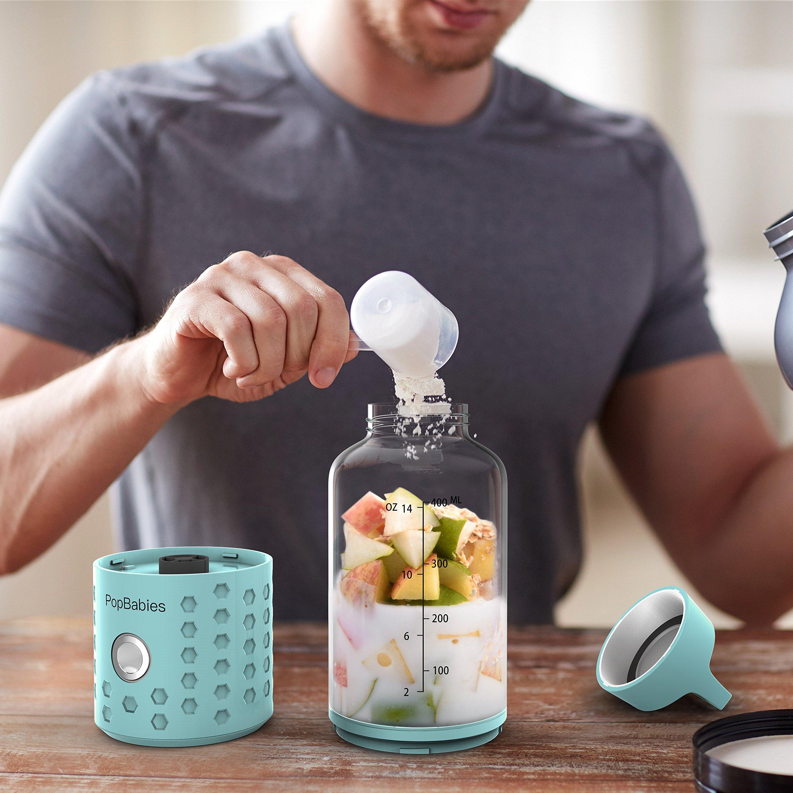 smoothie blender portable blender usb rechargeable. Black Bedroom Furniture Sets. Home Design Ideas