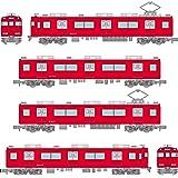 鉄道コレクション 鉄コレ 名古屋鉄道 6000系 2次車 グレードア 4両セット ジオラマ用品 (メーカー初回受注限定生産)