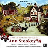 Firemen of Spring Valley by Ann Stookey 550 Piece Puzzle