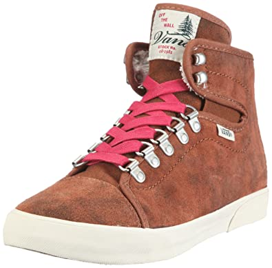 4fa00d3af8e393 Vans Women s Hadley Hiker Brown Trainer VNKR559 2.5 UK  Amazon.co.uk ...