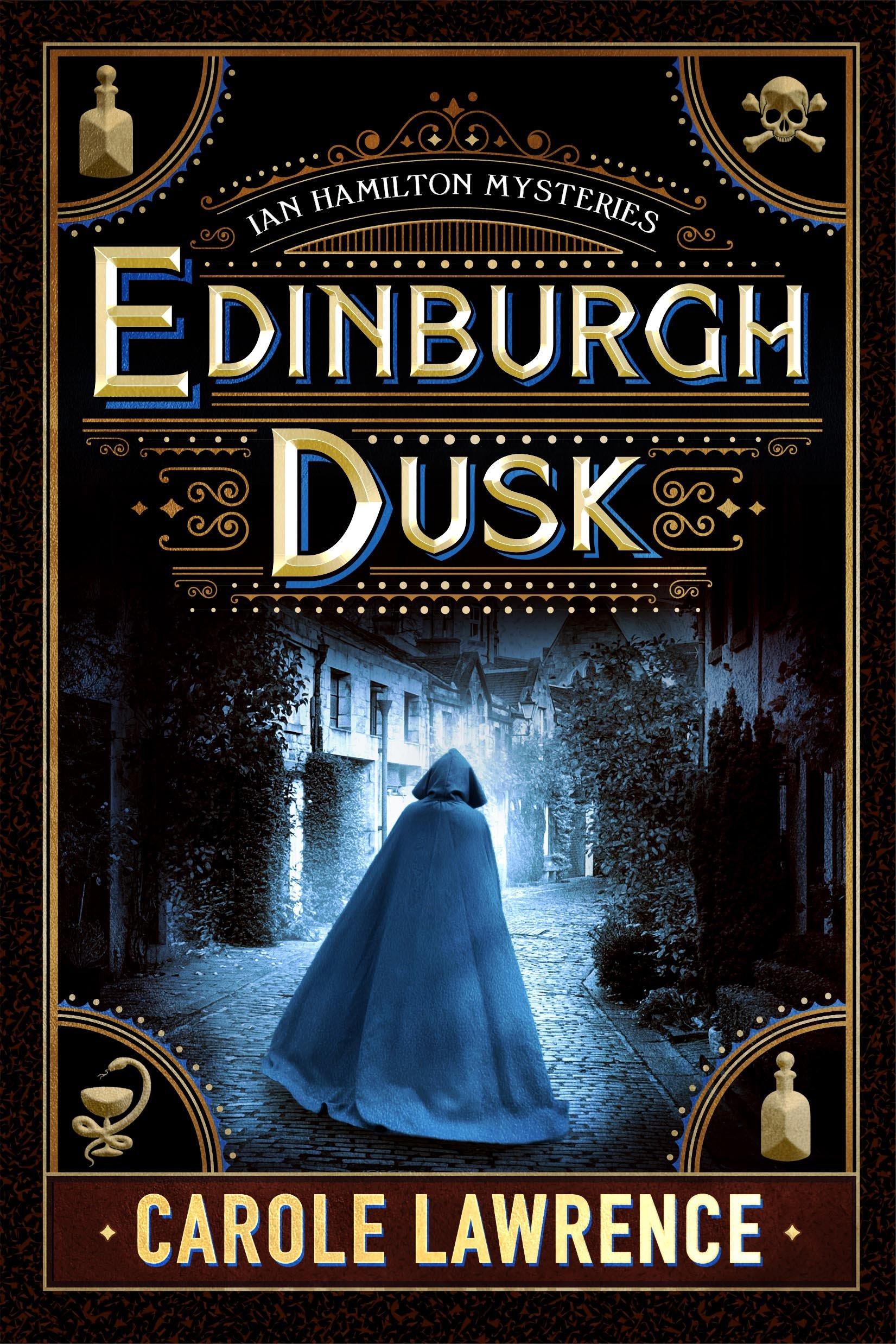 Download Edinburgh Dusk (Ian Hamilton Mysteries) ebook