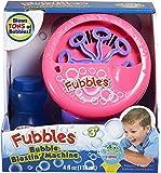 Little Kids Fubbles Bubble Machine Novelty, Pink