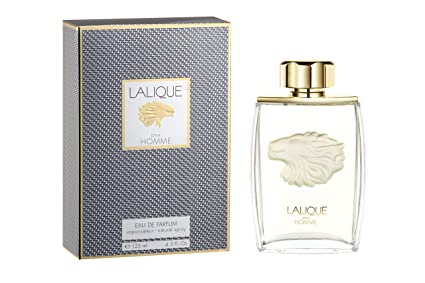 Amazon.com : Lalique Pour Homme Leo by Lalique for men. Eau De Parfum Spray, 4.2 Ounce : Lalique Mens Cologne : Beauty