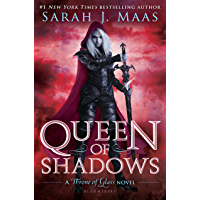 Queen of Shadows (Throne of Glass series Book 4) book cover