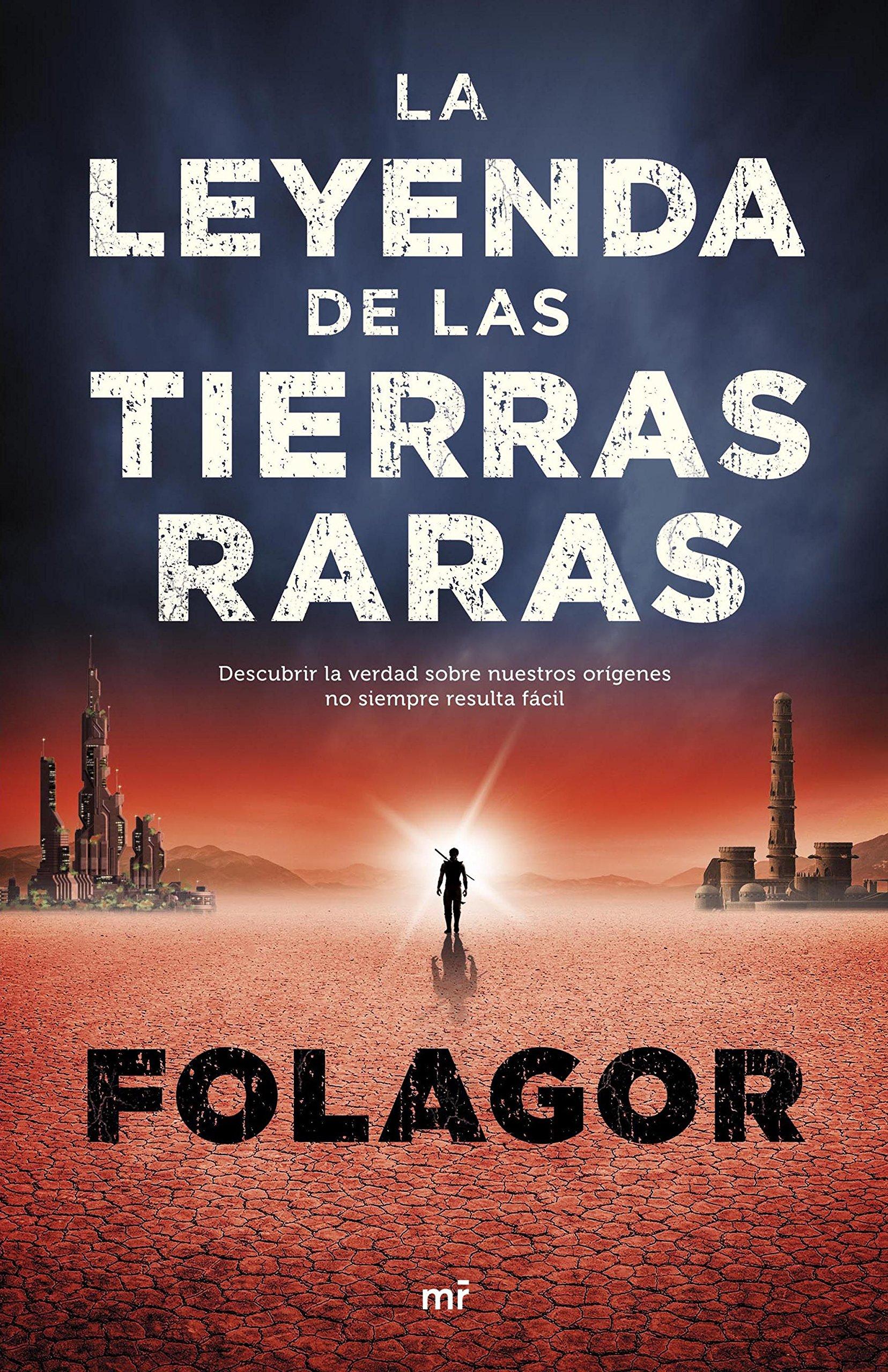 La leyenda de las tierras raras (4You2): Amazon.es: Folagor: Libros