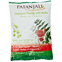 Patanjali Popular Detergent Powder - 1 kg