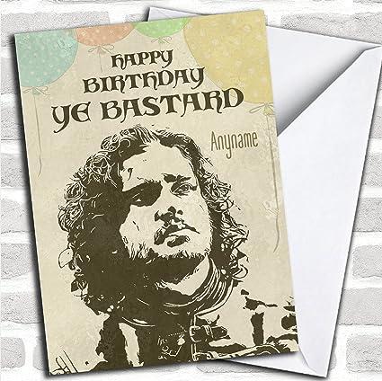 Amazon Got Jon Snow Game Of Thrones Bastard Birthday