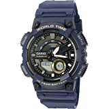 Casio Men's Heavy Duty Quartz Resin Watch,...