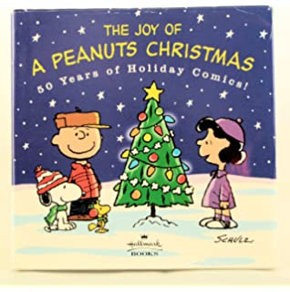 the joy of a peanuts christmas 50 years of holiday comics - Peanuts Christmas Movie